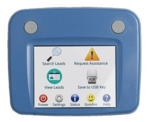 ExpoTools Exhbitior Lead Retrieval Scanner