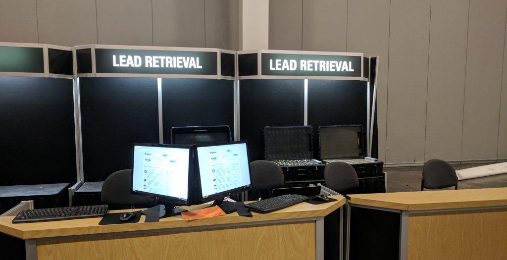 Trade Show Lead Retrieval