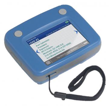 portable badge scanner